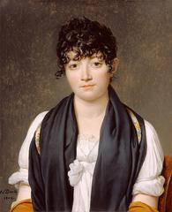 Portrait of Suzanne Le Peletier de Saint-Fargeau