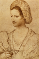 Portrait of a Lady with a Fan - Bernardino Luini.png