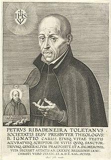 Pedro de Ribadeneira