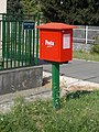 Post box, Route 5202, Gyón, 2017 Dabas.jpg