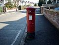 Postbox, Belfast - geograph.org.uk - 1746582.jpg