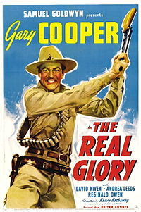 Poster - Real Glory, The 01.jpg