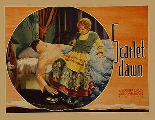 <i>Scarlet Dawn</i> 1932 film by William Dieterle