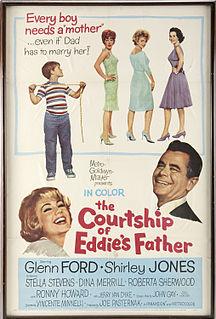 <i>The Courtship of Eddies Father</i> (film) 1963 film by Vincente Minnelli