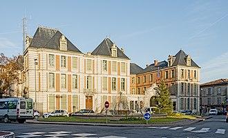 Tarn-et-Garonne - Prefecture building of the Tarn-et-Garonne department, in Montauban