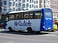 Praha, Jiráskovo náměstí, Irisbus Stratos ČEDOK.jpg