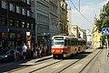 Praha, Karlovo náměstí, tramvaj 8318.jpg