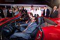 Premier Motors Unveils the Jaguar F-TYPE in Abu Dhabi, UAE (8739619441).jpg