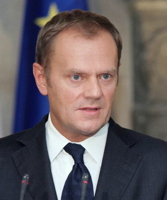 2005 Polish presidential election - Image: Premier RP D Tusk (cropped)