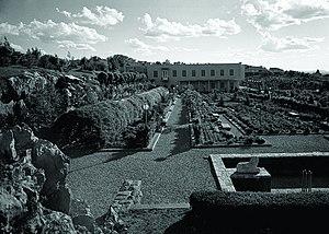 Çankaya Mansion - The Çankaya Mansion during World War II