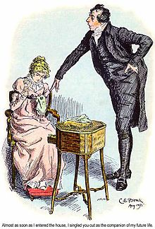 pride prejudice elizabeths internal conflict What is the point of view in pride and prejudice, there is a third-person omniscient point of view, which means the narrator interprets the events of the story through multiple character but it is not first person.