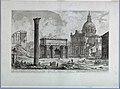 "Print, Arch of Septimius Severus from ""Vedute di Roma"", 1759 (CH 18369629).jpg"