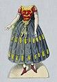 """Print, Jenny Lind Paper Doll Costume, Vielka from the opera """"Vielka"""", ca. 1850 (CH 18392601).jpg"""
