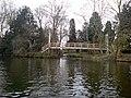 Private suspension bridge on the Avon - geograph.org.uk - 1216458.jpg