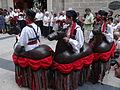 Processó de Sant Bartomeu - 23 Ball de Cavallets d'Igualada (Bitrac Dansa).JPG