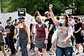Protesters along and around 38th Street in Minneapolis on Tuesday after the death of George Floyd in Minneapolis, Minnesota, 07.jpg