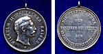 Prussian War Veteran Silver Medal Day of Sedan 1895.jpg