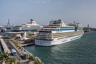 Port of Las Palmas - Image: Puerto Las Palmas D81 5789 (31933371550)