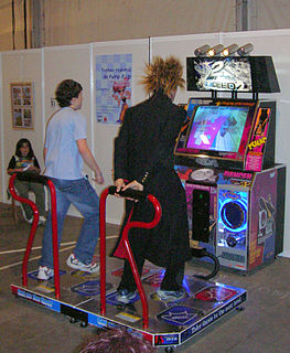 <i>Pump It Up</i> (video game series)