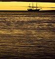 Punta del Este, Maldonado, Uruguay Fragata A.R.C GLORIA - COLOMBIA in Orange - 140222-0864-jikatu (13045078163).jpg