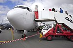 Qantas (VH-VZY) Boeing 737-838 (WL) at the Canberra Airport open day (2).jpg
