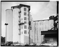 Quaker Oats Cereal Factory, Southeast corner of Broadway and Mill Streets, Akron, Summit County, OH HAER OHIO,77-AKRO,7-18.tif