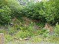Quarry, near Penrhyngerwin - geograph.org.uk - 18110.jpg