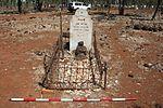 Quartz Hill Coach Change Station Site and Cemetery, grave of John Dutton.jpg