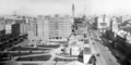 Queensland State Archives 175 Anzac Square Adelaide Street and Central Railway Station Ann Street Brisbane c 1932.png