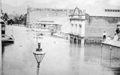 Queensland State Archives 482 Edward Street Brisbane during the 1893 flood February 1893.png