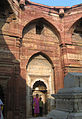Qutb Minar, Delhi - views near Qutb Minar (4).JPG