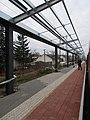 Rákosliget megállóhely, déli peron, 2019 Rákosmente.jpg