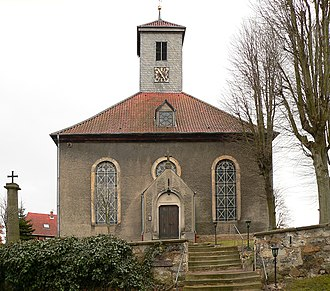 Räbke - The Lutheran church