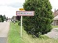 Réméréville (M-et-M) city limit sign.jpg