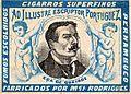 Rótulo de cigarro. Ao Ilustre Escritor Português Eça de Queiroz.jpg