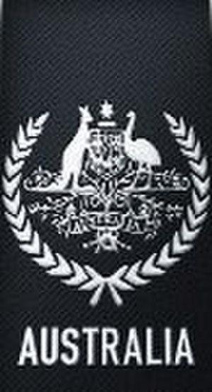Warrant Officer of the Air Force - Image: RAAF WOFF AF