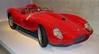 Ferrari 250 - 1958 Ferrari 250 Testa Rossa