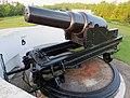RML 9-inch, 12-ton Gun Mk III, York Redoubt, Halifax, Nova Scotia 1.JPG