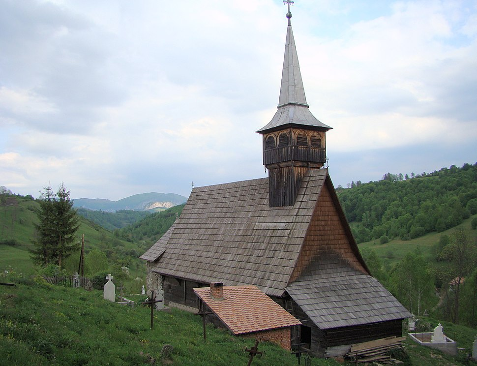 RO AB Geogel wooden church 1 55