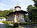 RO SV Biserica mănăstirii Voroneț.JPG