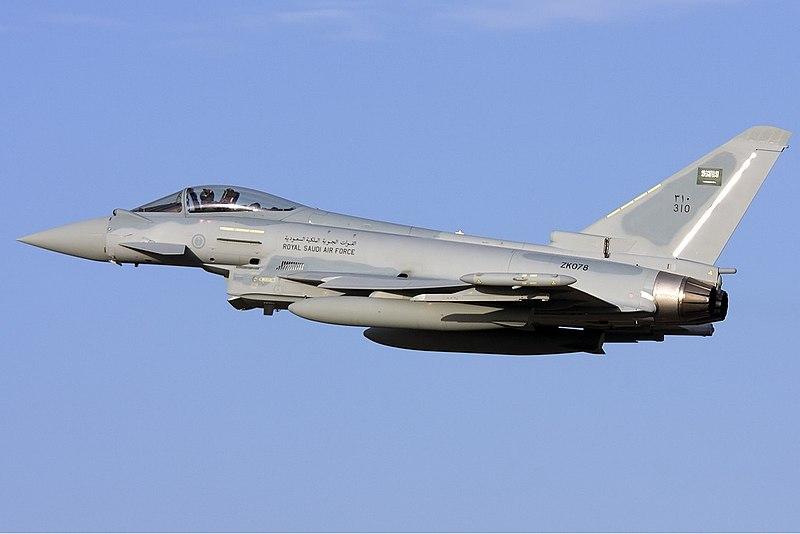 RSAF Typhoon at Malta - Gordon Zammit.jpg
