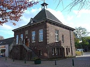 Heesch, Netherlands - The former town hall of Heesch