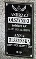 Rabka old cemetery (Andrzej Olszyński z AK).jpg