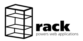 Rack (web server interface) - Image: Rack logo