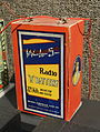 Radio 'B' Battery, 22.5 volts, Sears, Roebuck & Co. - National Electronics Museum - DSC00233.JPG