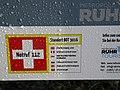 Radrevier.ruhr Knotenpunkt 16 Halde Haniel Rettungspunkt.jpg