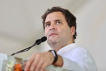 Picture of Rahul Gandhi