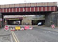 Railway Bridges, Globe Road - geograph.org.uk - 400457.jpg