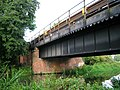 Railway bridge over the Kennet and Avon Canal - geograph.org.uk - 1150787.jpg