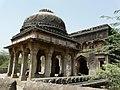 Rajon ki Baoli tomb and mosque.jpg